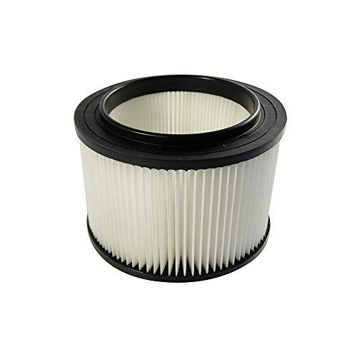 General Purpose Vacuum Filter Replacement Part Accessories for Craftsman Shop Vac 9-17810 fit 3 & 4 Gallon, 1 Pack ()