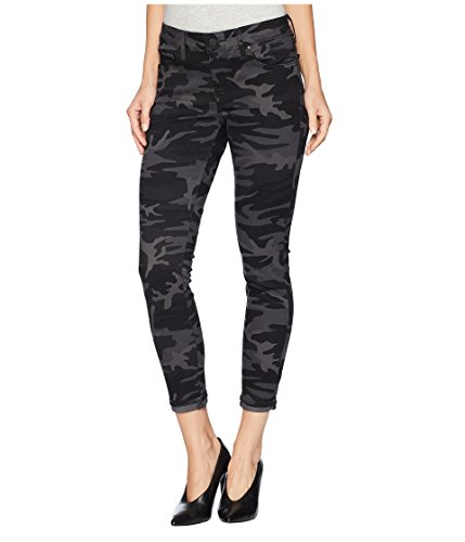 Levi's Women's 711 Skinny Ankle Jeans, Black Camo, 30 (US 10) (Jeans Black Twill)
