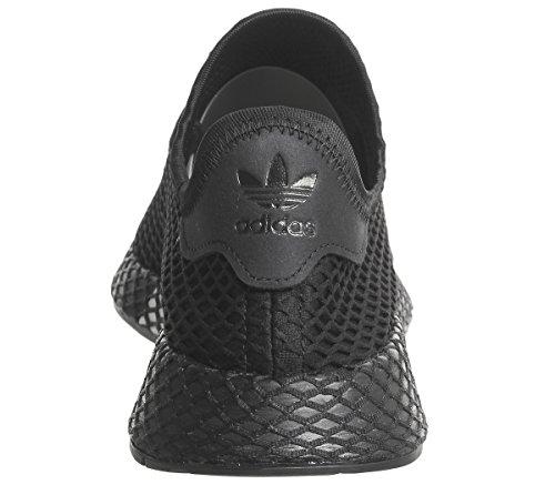adidas Deerupt Runner, Scarpe da Ginnastica Uomo Nero (Core Black/Core Black/Ftwr White Core Black/Core Black/Ftwr White)
