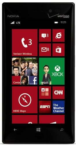 Nokia Lumia 928, White 32GB (Verizon Wireless) by Nokia
