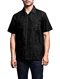 Amazon.com: Black - Casual Button-Down Shirts / Shirts: Clothing ...