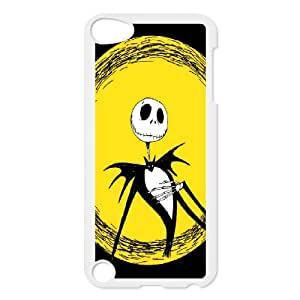 DIY Printed The Nightmare Before Christmas hard plastic case skin cover For Ipod Touch 5 SNQ363459
