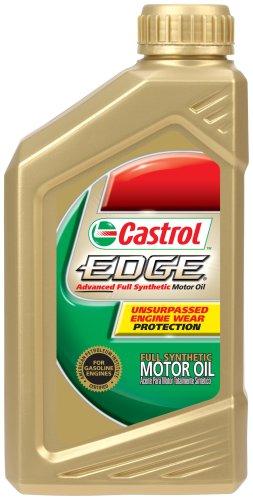 UPC 079191064849, Castrol 06484 Edge 10W-30 Full Synthetic Motor Oil - 1 Quart Bottle, Pack of 6