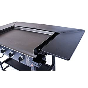 "Blackstone Signature Accessories - 36 Inch Griddle Surround Table Accessory - Powder Coated Steel (Grill not included and Doesn't fit the 36"" Griddle with New Rear Grease Model)"