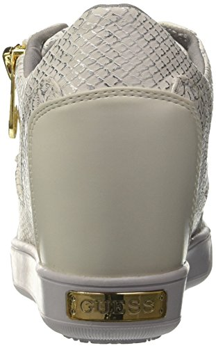Mujer para Lady Blanco Footwear Guess White Active Zapatillas White wXfqU