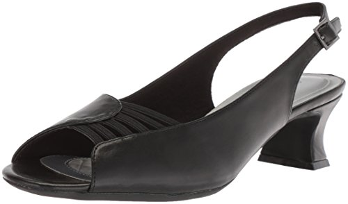 Easy Street Womens Bliss Heeled Sandal Black NGUUGXKz