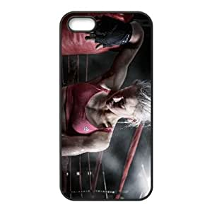 Sports keep fighting and never surrender iPhone 4 4s Cell Phone Case Black DIY Ornaments xxy002-9234157