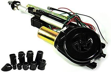 Antena eléctrica de radio de repuesto OEM para E30 E28 E34 E24 E23 ...