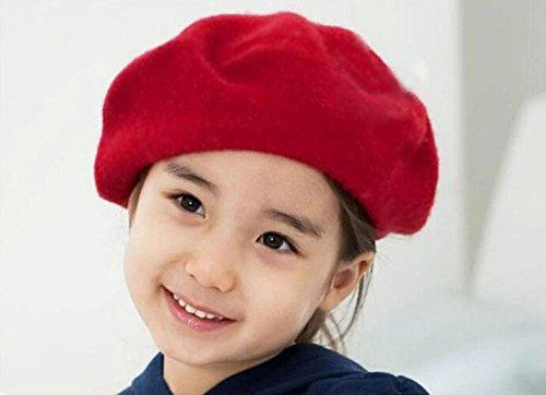 23af2900 Besde Cute Baby Kids Beanie Boy Girls Soft Hat Warm Knitted Cap Beret  (Watermelon)