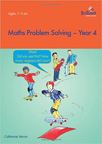 Maths Problem Solving - Year 4