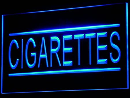 ADVPRO Cartel Luminoso i562-b Cigarette Cigar Shop Stores ...