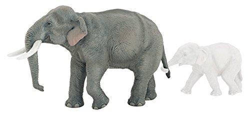 Asian Elephant Animals - Papo Asian Elephant Toy Figure