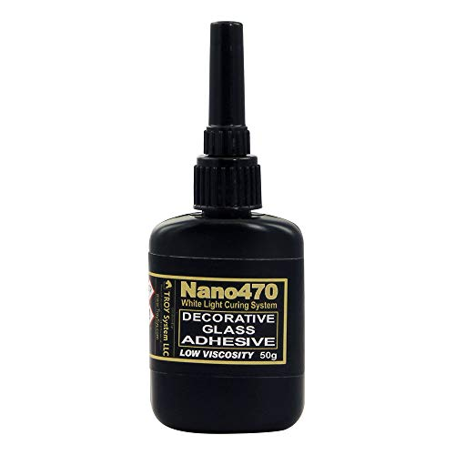Nano470 Decorative Glass Glue (50 G)