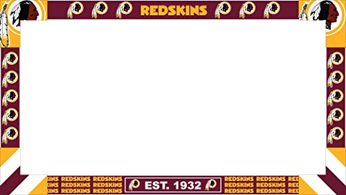 Imperial Officially Licensed NFL Merchandise: Big Game Monitor Frame, Washington Redskins