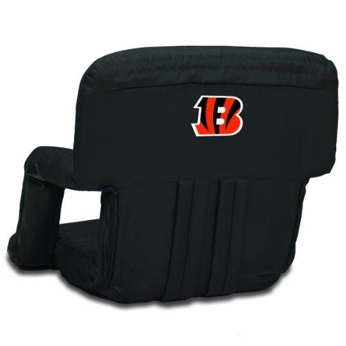 NFL Cincinnati Bengals Portable Ventura Reclining Stadium Seat