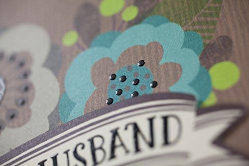 Hallmark Wedding Anniversary Gifts: Hallmark Mahogany Anniversary Greeting Card For Husband