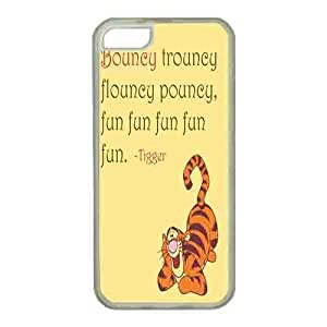 Iphone 5 Case,Hard PC Iphone 5 Protective Case for Ultimate ProtectiPhone 4 4S with TiggerMaris's Diary