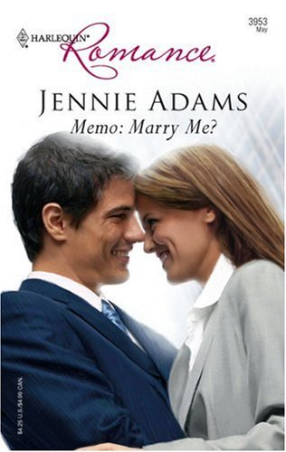 book cover of Memo: Marry Me?
