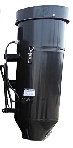 Redline Sand Blast Cabinet Dust Collector Vacuum Filter Side Attachment - Blast Dust Collector