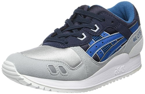 Asics GEL Lyte III C5A5N-5045 - zapatillas para niño , 32.5 , India Ink/Sea Port