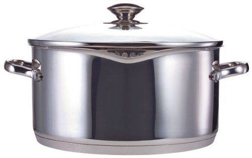 WearEver A8344665 Dutch Oven with Glass Straining Lid Cookware image