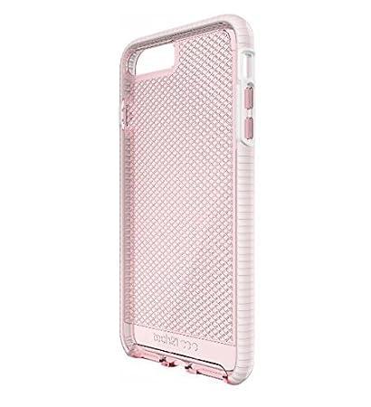 81eaf9e233 Amazon.com: Tech21 - Evo Check Case for iPhone 7 Plus 5.5 Inch  (Rose/White): Electronics