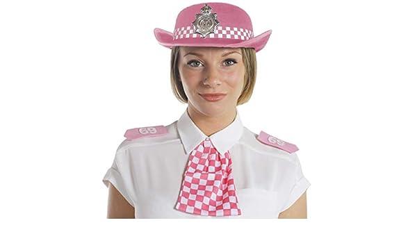 ILOVEFANCYDRESS Disfraz DE POLICIA para Mujer Conjunto TEMATICO ...