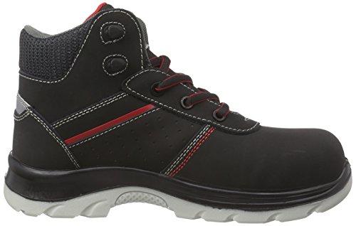 049 de Dunkel Safety Grau Chaussures Montis Jogger Sécurité Homme Gris wC1A6q