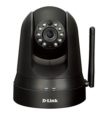 124 opinioni per D-Link DCS-5010L Videocamera di Sorveglianza, Motorizzata, Wi-Fi N, Notifiche