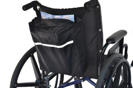 Standard Scooter Seatback Bag Diestco B1111 at Top Mobility
