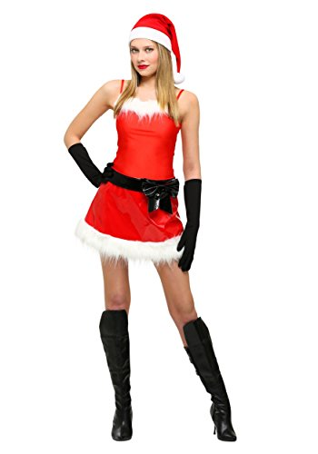 Mean Girls Christmas Costume X-Small Red -