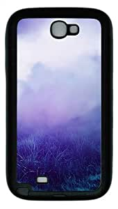 Samsung Galaxy Note II N7100 Case,BluIe Island TPU Custom Samsung Galaxy Note II N7100 Case Cover Black