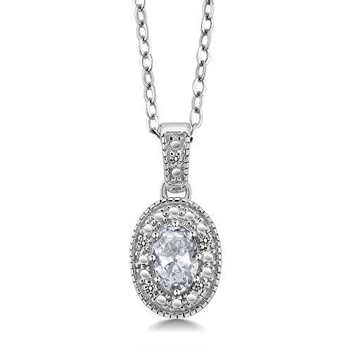 0.54 Ct Oval Diamond - 4