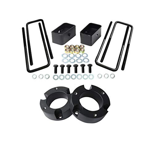 - 3'' Front & 2'' Rear Leveling Lift Set Compatible w/Toyota Tundra 1999-2006 Quick Delivery