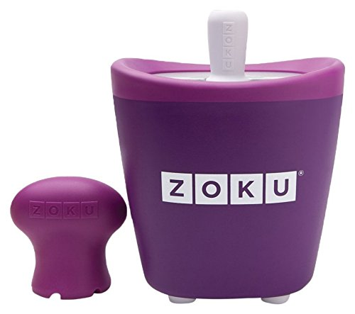 Zoku Single Quick Pop Maker, Make Popsicles in as