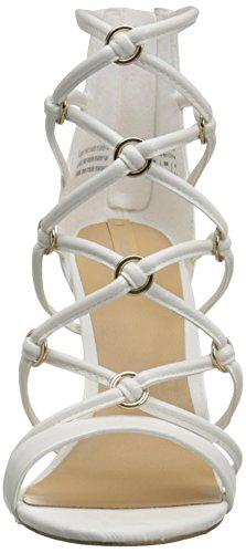 ALDO Womens Miramichi Dress Sandal White LmMuevAEw