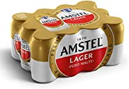 Cerveja Amstel 350Ml Pack 12