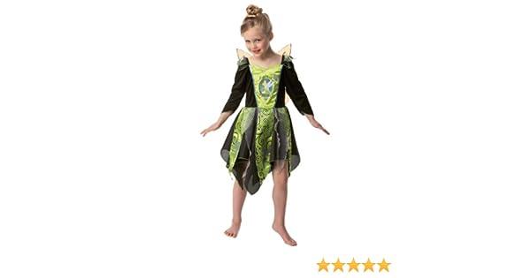 Disney Princesas Disfraz de Campanilla para Halloween, para niños ...