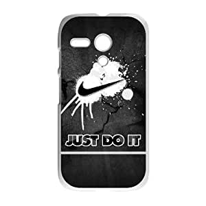 Motorola Moto G Cell Phone Case Just Do It Case Cover PP7P314482