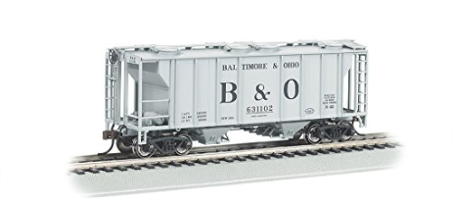 Bachmann Industries PS-2 B&O Two-Bay Covered Hopper Vehicle (HO Scale)