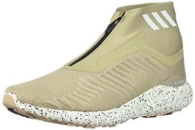 adidas Originals Men's Alphabounce Zip m Running Shoe, Light Brown/Legacy/Noble Red, 6.5 M US