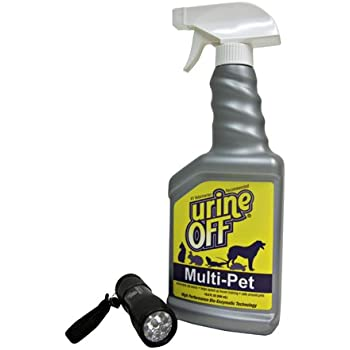 Amazon Com Urine Off Mr1036 Pets Urine Stain Remover