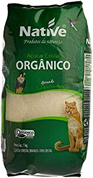 Açúcar Cristal Orgânico Native 1kg