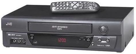 JVC 4-Head HiFi VCR (HR-A592U) (Jvc Hr Vcr)