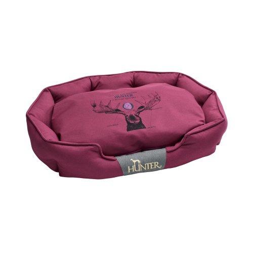 Bordeaux L Bordeaux L HUNTER Dog sofa Nivala 85x60 cm bordeaux