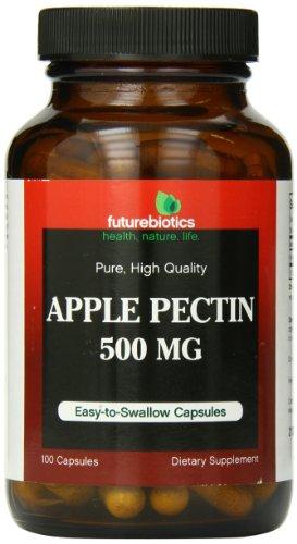 Futurebiotics яблочный пектин таблетки, 100 Граф