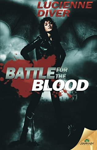 book cover of Battle for the Blood