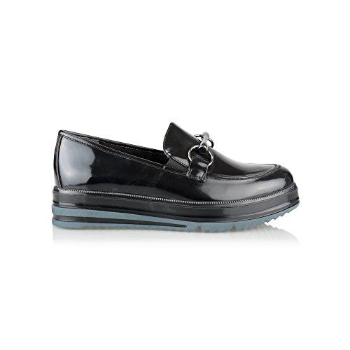Tamaris 24700 - Zapatillas de casa de material sintético mujer Schwarz (Black)