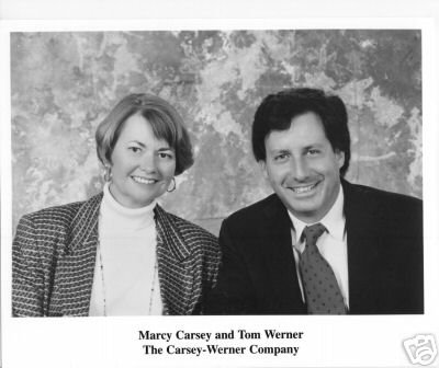 PHOTO Original B477 Marcy Carsey Tom Werner