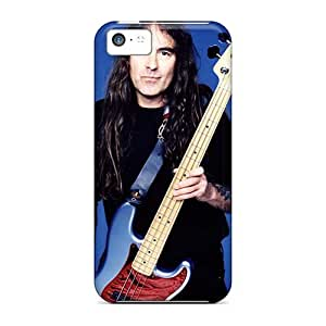 Anti-Scratch Hard Phone Cases For Iphone 5c (Osl16430Rnbg) Allow Personal Design Vivid Lullacry Band Image